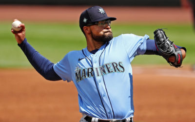 Isaiah Campbell was ready to get on mound for Mariners